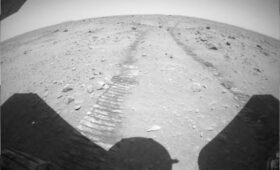 China Releases Sound and Video of its Rover Landing