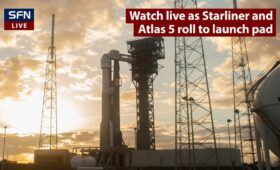 Live coverage: Atlas 5 rocket set to roll out to launch pad with Starliner capsule