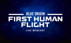 Live coverage: Blue Origin launches its first crew flight to edge of space