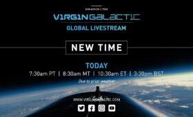 Live coverage: Richard Branson flies to space aboard Virgin Galactic rocketplane