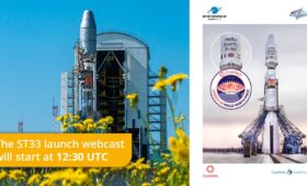 Live coverage: Soyuz launches 36 more OneWeb internet satellites