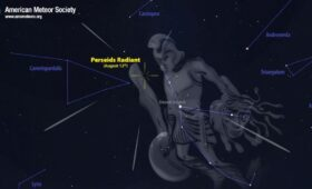 The Tears of the Hero: Get Ready for the 2021 Perseid Meteors