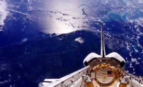 What a Lucky Person: Remembering STS-43, Thirty Years On