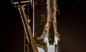 SpaceX Launches CRS-23 Dragon Mission to Space Station