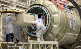 NG-16 Cygnus Prepares for Tuesday Launch, as OFT-2 Starliner Delay Lengthens
