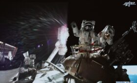 Chinese astronauts complete second spacewalk outside space station