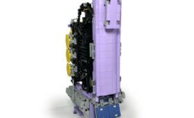 Want a LEGO James Webb Space Telescope? It Even Folds Up
