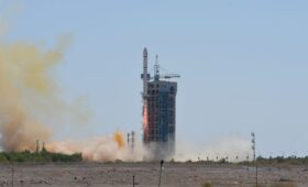 China launches Tianhui military mapping satellite