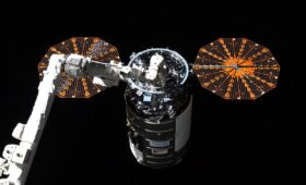 Cygnus supply ship arrives at space station with four tons of cargo