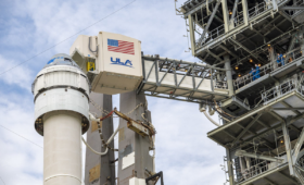 Boeing crew capsule set for launch Tuesday on test flight to space station
