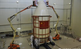China launches demo satellites for internet constellation