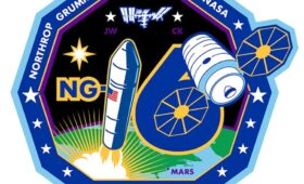 Northrop Grumman launches commercial resupply mission to space station