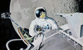 A Very Unique Place: Remembering the First Deep-Space EVA, Five Decades On