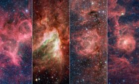 The Milky Way Broke one of its Arms