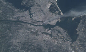 'Wounds In Your Own Country': Remembering 9/11 From Space, 20 Years On