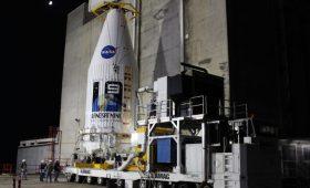Landsat-9 Ready for Monday Launch, as ULA Flight Manifest Resumes