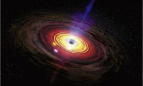 Even the Quiet Supermassive Black Holes are Blasting out Neutrinos and Gamma Rays