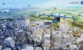 NASA is Testing out a new air Taxi Prototype