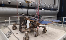 ExoMars Will be Drilling 1.7 Meters to Pull its Samples From Below the Surface of Mars