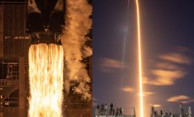 SpaceX Launches Four Civilians to Space with Inspiration4!