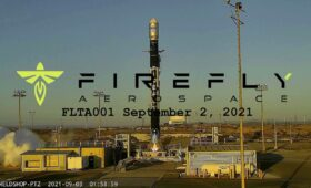 Firefly says early engine shutdown led to launch failure