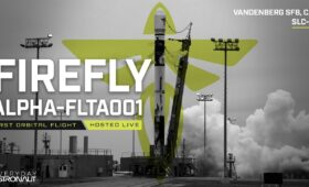 Firefly's Alpha rocket explodes on inaugural test launch