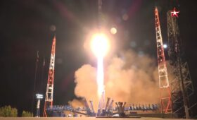 Russia launches classified military satellite