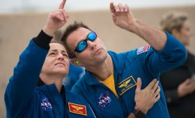 NASA swaps two astronauts from Boeing missions to SpaceX crew flight