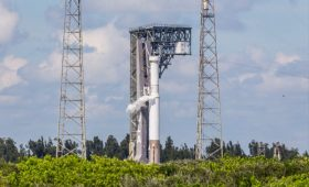 Weather Looks Favorable for Before-Dawn Saturday Launch of Lucy Mission