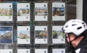 Home prices jump by 10.9% in year to August – CSO
