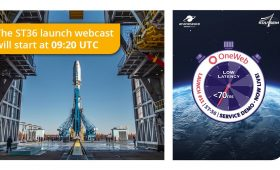 Live coverage: Soyuz ready for launch with 36 more OneWeb satellites